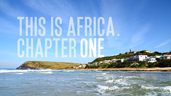 Web Series: This is Africa. Episode 1 / Directed by Christian Schart