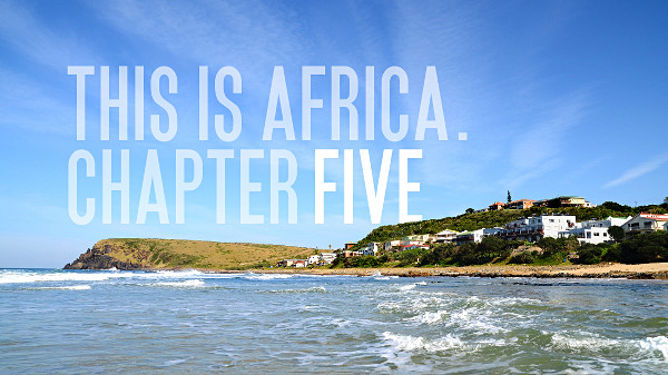 Web Series: This is Africa. Episode 5 / Directed by Christian Schart