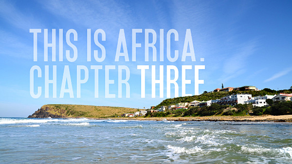 Web Series: This is Africa. Episode 3 / Directed by Christian Schart